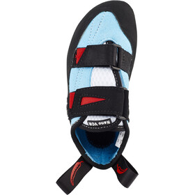 Red Chili Durango Nano 4 Climbing Shoes Children blue/black
